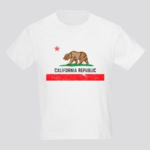 Vintage California Kids Light T-Shirt