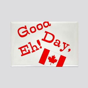 Good Day, Eh! Rectangle Magnet