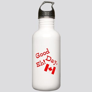 Good Day, Eh! Stainless Water Bottle 1.0L