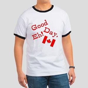 Good Day, Eh! Ringer T
