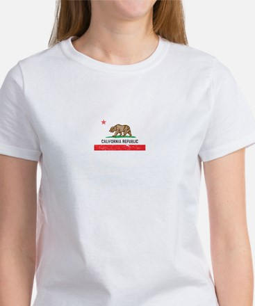 Vintage California Women's T-Shirt
