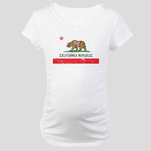 Vintage California Maternity T-Shirt