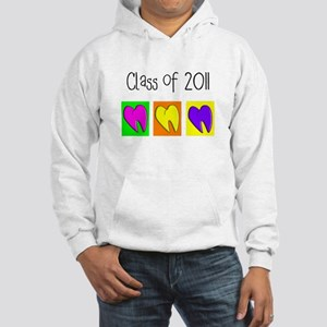 Dental Hygienist/Techs Hooded Sweatshirt