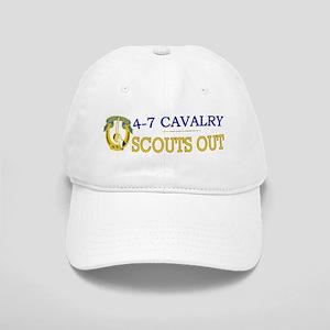 4th Squadron 7th Cavalry Cap