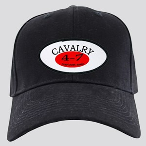 4th Squadron 7th Cavalry Black Cap