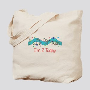 Two Today Tote Bag