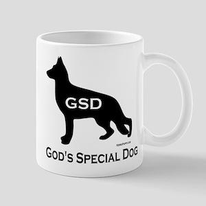 GSD - God's Special Dog Mug