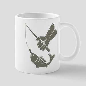 Serious Fishing Mug