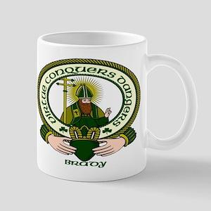 Brady Clan Motto Mug