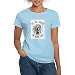 Walking on Indian Land Logo Women's Light T-Shirt
