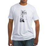 True First American Fitted T-Shirt