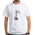 True First American White T-Shirt