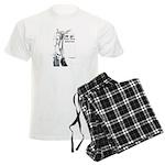 True First American Men's Light Pajamas