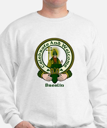 Breslin Clan Motto Sweatshirt