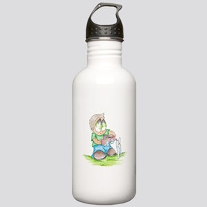 Travis' Toys Stainless Water Bottle 1.0L