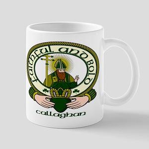 Callaghan Clan Motto Mug