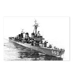 USS COTTEN Postcards (Package of 8)