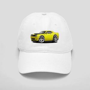 Hurst Challenger Yellow Car Cap