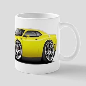 Hurst Challenger Yellow Car Mug