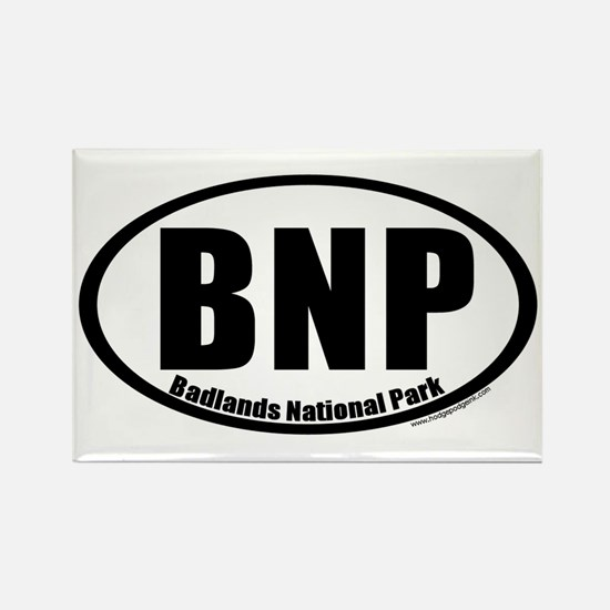Badlands National Park Rectangle Magnet (10 pack)