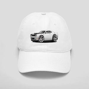 Hurst Challenger White Car Cap