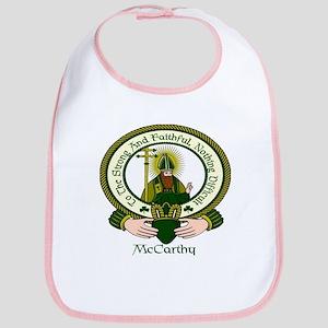 McCarthy Clan Motto Bib