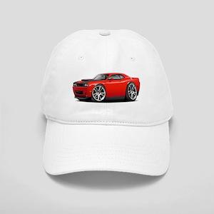 Hurst Challenger Red Car Cap