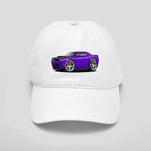 Hurst Challenger Purple Car Cap
