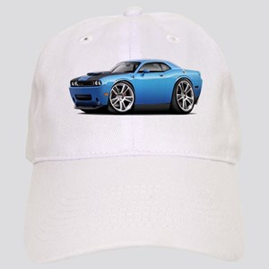 Hurst Challenger Blue Car Cap