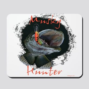 Musky Hunter Mousepad