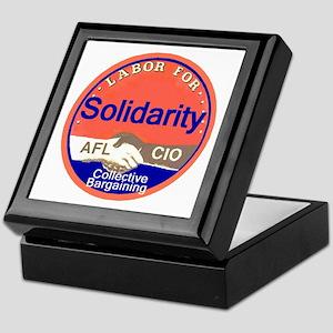 Solidarity Keepsake Box