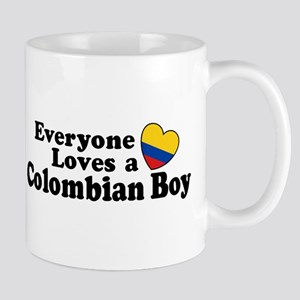 Everyone Loves a Colombian Boy Mug