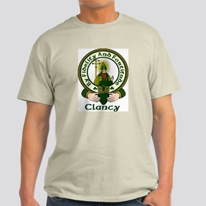 Clancy Clan Motto Light T-Shirt