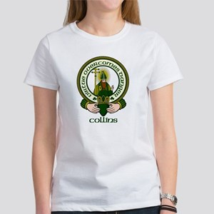 Collins Clan Motto Women's T-Shirt