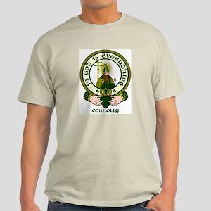 Connolly Clan Motto Light T-Shirt