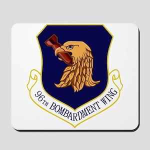 96th Bomb Wing Mousepad