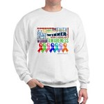 Ribbons For a Cause Sweatshirt