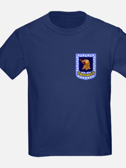 96th Bomb Wing Kid's T-Shirt (Dark)