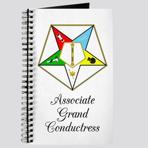 Associate Grand Conductress Journal
