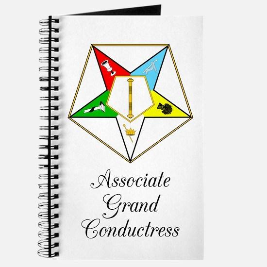 Associate Grand Conductress Journal