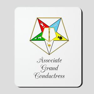 Associate Grand Conductress Mousepad