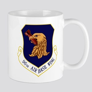 96th Air Base Wing Mug