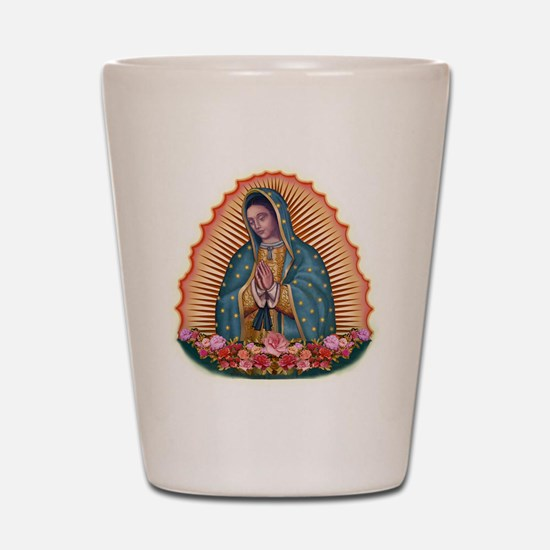 Lady of Guadalupe T2 Shot Glass