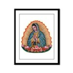 Lady of Guadalupe T2 Framed Panel Print