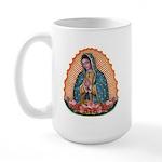 Lady of Guadalupe T2 Large Mug
