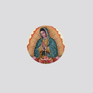 Lady of Guadalupe T2 Mini Button
