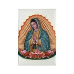 Lady of Guadalupe T2 Rectangle Magnet