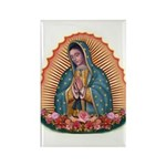 Lady of Guadalupe T2 Rectangle Magnet (10 pack)