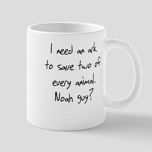 I need an ark for two animals Mug