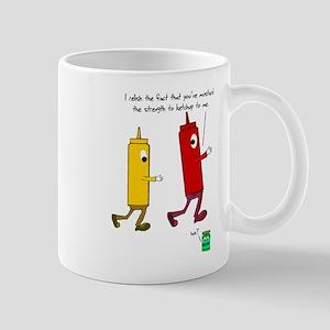 Ketchup Mustard Relish Race S Mug